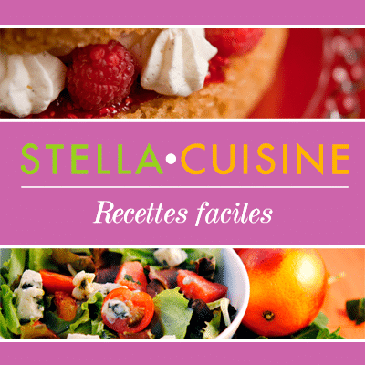 Blog de recettes faciles et rapides ! Des idées recette au quotidien avec Stella Cuisine !