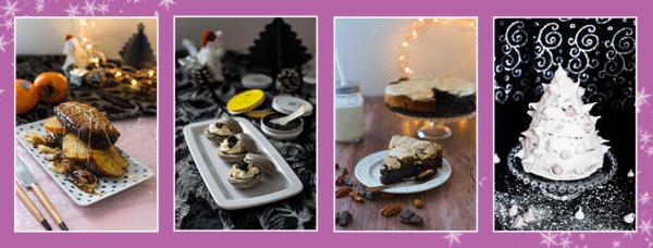 Recettes de Noel sur un blog de recette facile