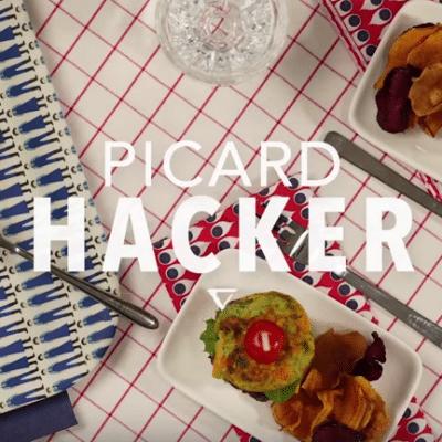 Picard Hacker et Stella Cuisine :)