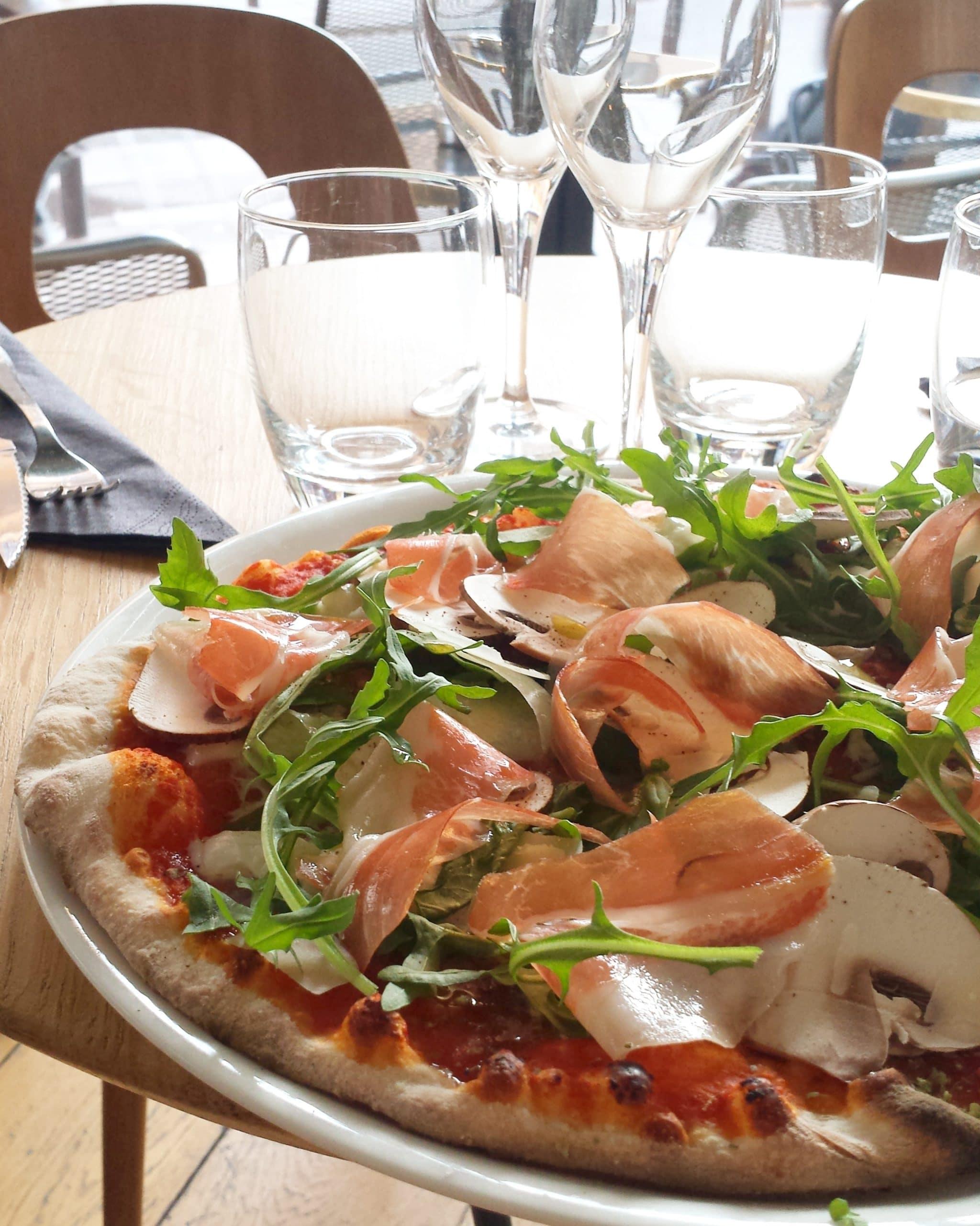 Un atelier pizza autour du Jambon de Parme en plein cœur de Paris