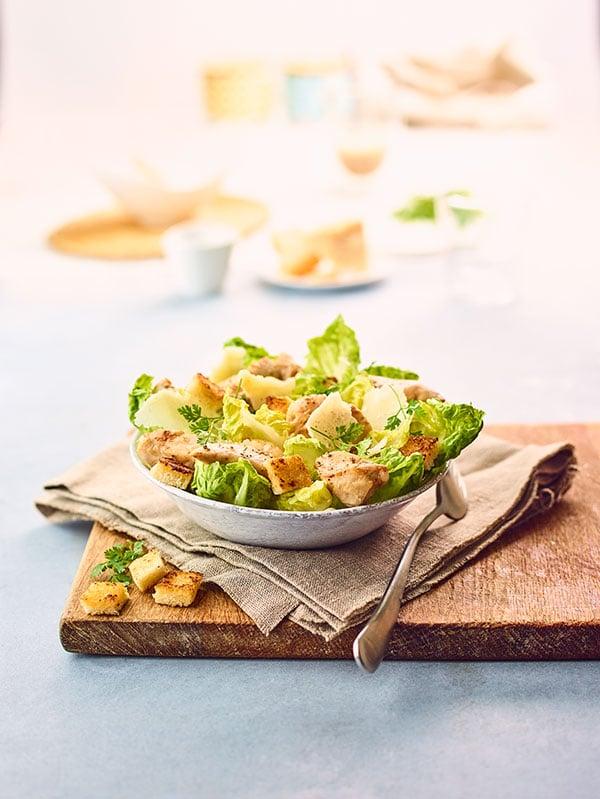 Salade César ©C.Deslandes
