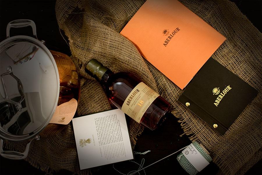 Whisky Aberlour 18 ans d'âge