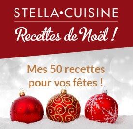 Toutes mes recettes de Noël, pour une fin d'année savoureuse !