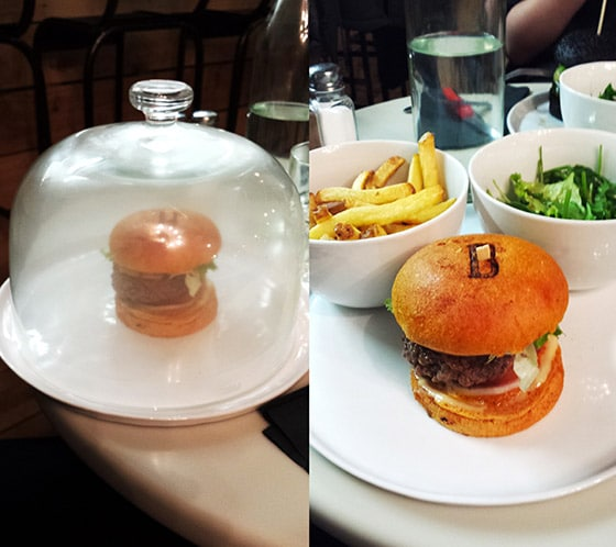Restaurant le bar burger paris 10 me stella cuisine for Menus originaux faciles