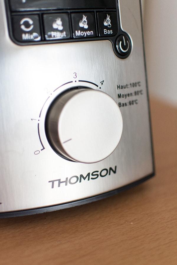 {Test} Blender Chauffant Geni Mix de Thomson