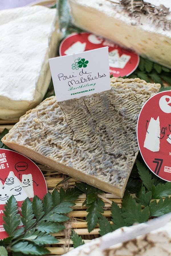 Brie de Malesherbes - J'aime les fromages de Brie !