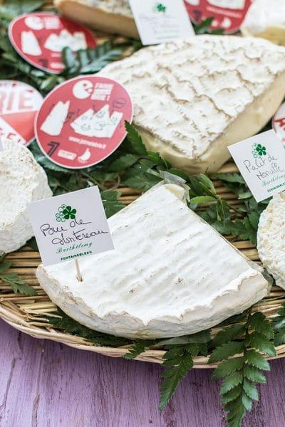 Brie de Montereau - J'aime les fromages de la Brie !