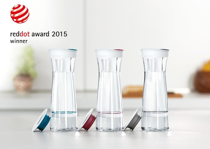 La nouvelle carafe Brita « Fill & Serve »