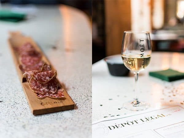 Le Dépot Légal, nouveau coup de génie de Christophe Adam, restaurant à Paris