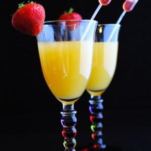 Recette de cocktail minute sans alcool