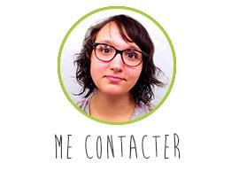 N'hésitez pas à me contacter