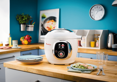 Le Cookeo de Moulinex, un multicuiseur intelligent