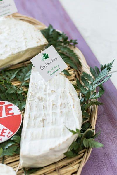 Coulommiers - J'aime les fromages de la Brie !