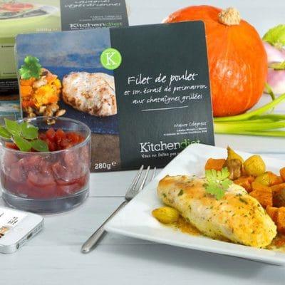 Des repas minceur avec Kitchen Diet