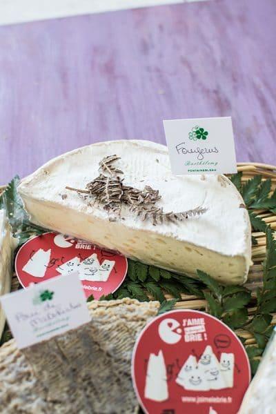 Fougerus - J'aime les fromages de la Brie !