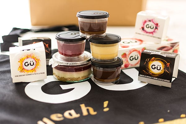 Food To Go par Gü Desserts