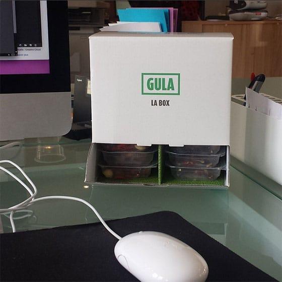 La Gula Box, pour un snacking sain !