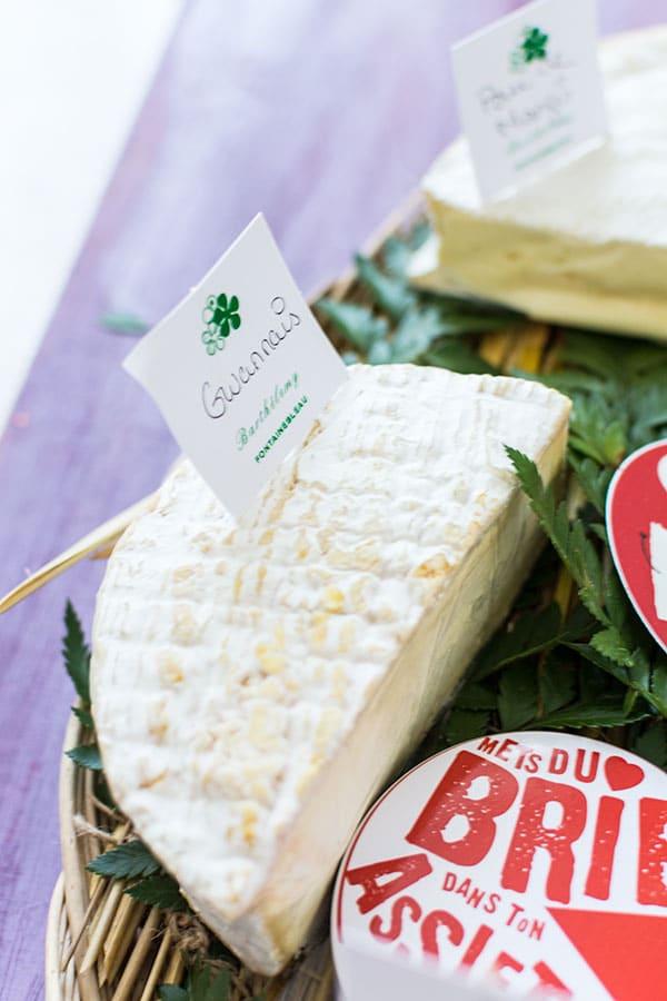 Gwannais - J'aime les fromages de la Brie !