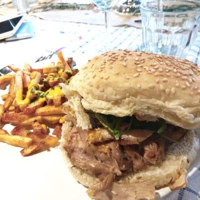 Nouvel hamburgé chez Big Fernand : le Pierrot, hamburger au poulet
