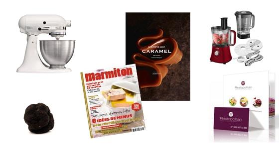 Idées de cadeaux de Noël pour fans de cuisine… ou pas ...