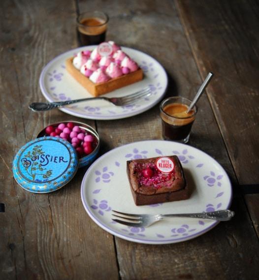 Les incroyables tartes de Catherine Kluger