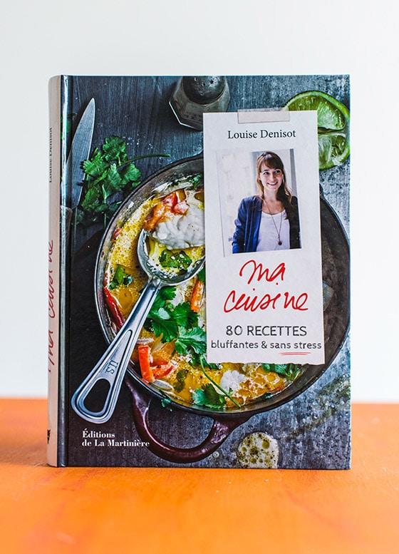 Livre : Ma cuisine – Louise Denisot