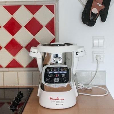 Robot Chauffant Cuisine Companion de Moulinex {Test}