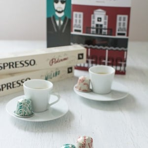"Nespresso nous emmène en italie, grands crus ""Tribute to Milano"" et ""Tribute to Palermo"""