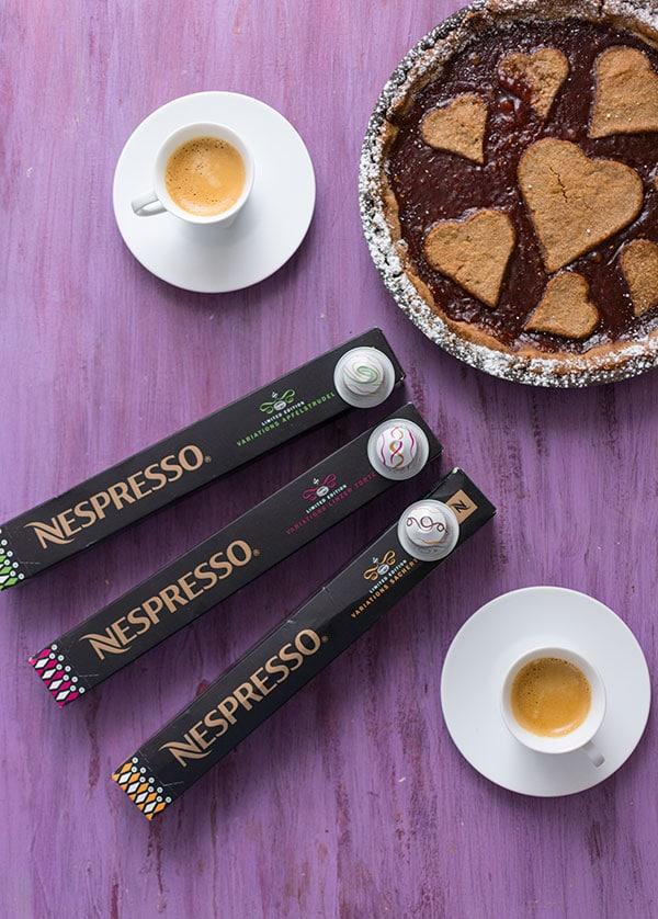 Nespresso Variations : L'Autriche dans votre tasse à café !