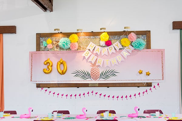 30 ans, 30 personnes : un anniversaire haut en couleurs