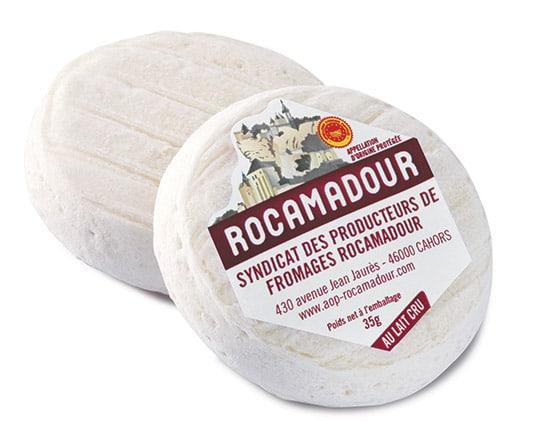 Le Rocamadour, un incontournable de vos plateaux de fromages