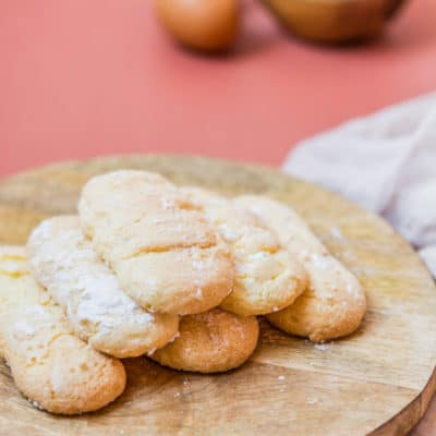 Recette de Biscuits cuillère facile, recette de biscuits pour tiramisu !