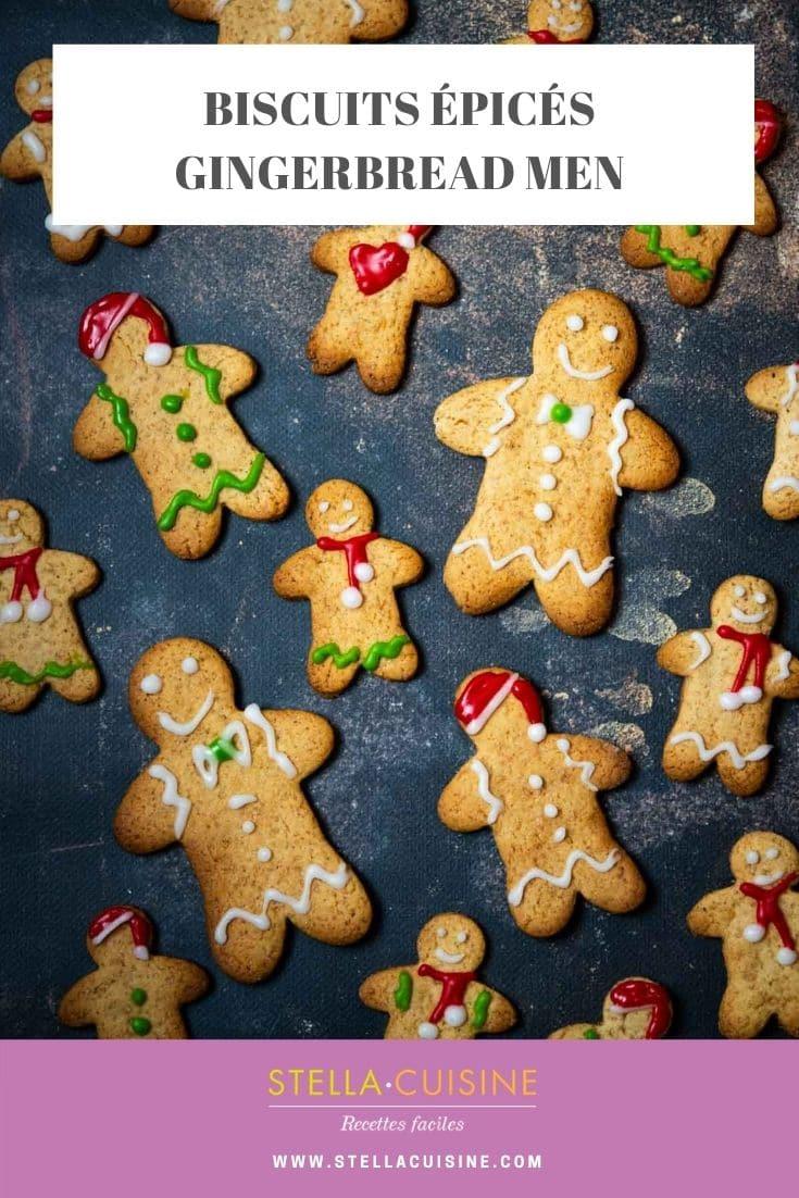 Recette de Gingerbread Men (biscuits épicés), recette de biscuits au Companion, biscuits au Cook Processor Kitchenaid. Biscuits épicés faciles. Tibiscuit.