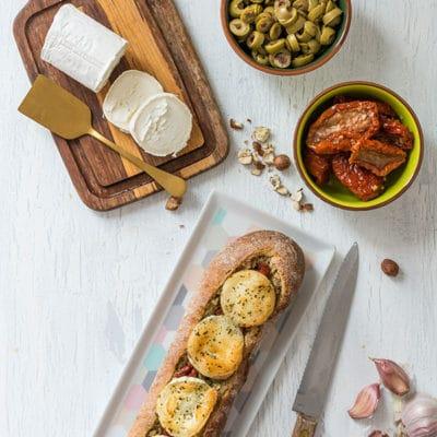 Recette de bruschetta italienne apéritive facile et rapide