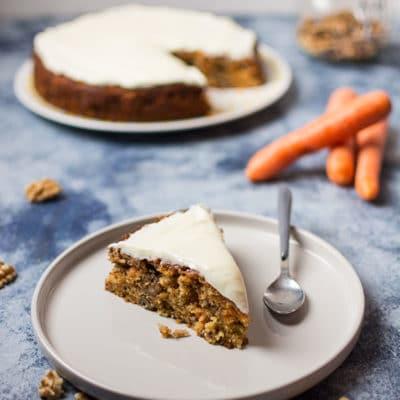 Recette facile de Carrot cake