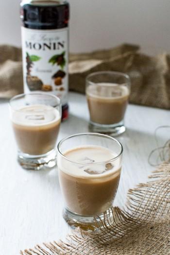 Recette de Cocktail Brownie Creamy Coffee