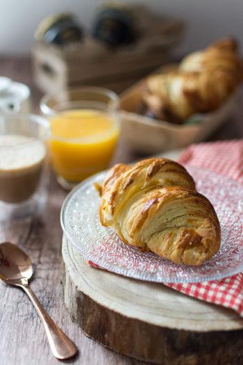 Recette de Croissants maison (idéal petit-déjeuner ou brunch)