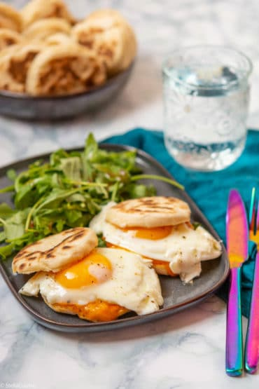 Recette d'Egg muffins and cheese, comme au mcdo
