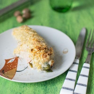 Recette d'Endives au jambon gratinées (chicon gratin)