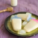 Recette d'esquimaux au lait et miel