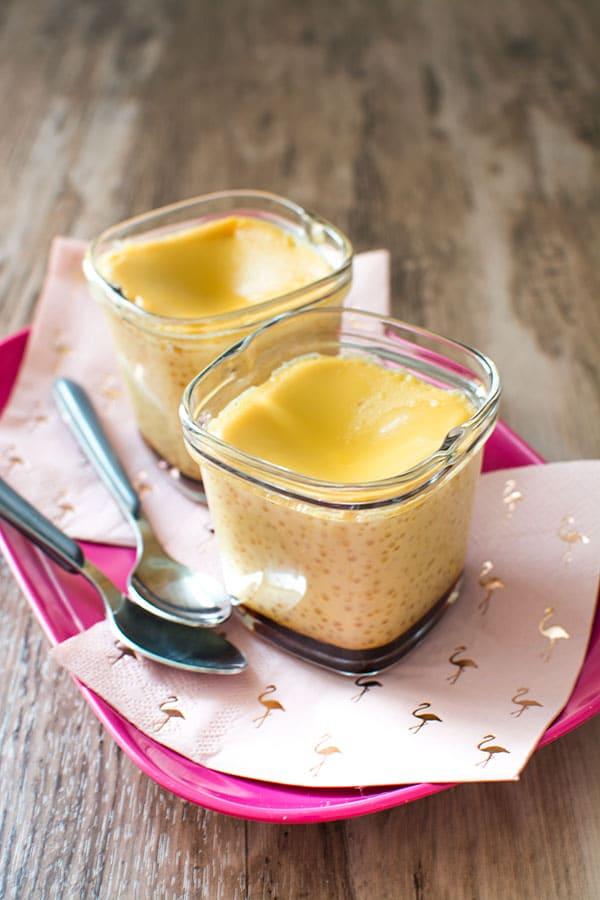 Flans au caramel (avec ou sans yaourtière). Réalisé avec la yaourtière Seb Multidélices mais possible de les faire sans yaourtière !