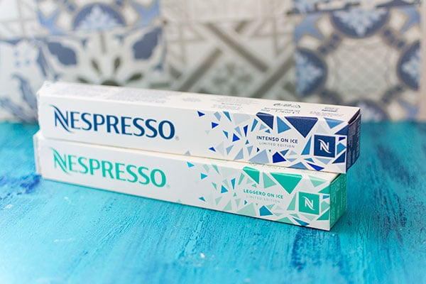 Recette de Glace au café {Nespresso Iced Coffee}