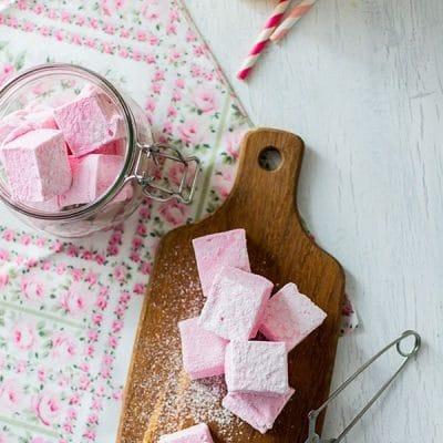 Guimauves ou marshmallows maison