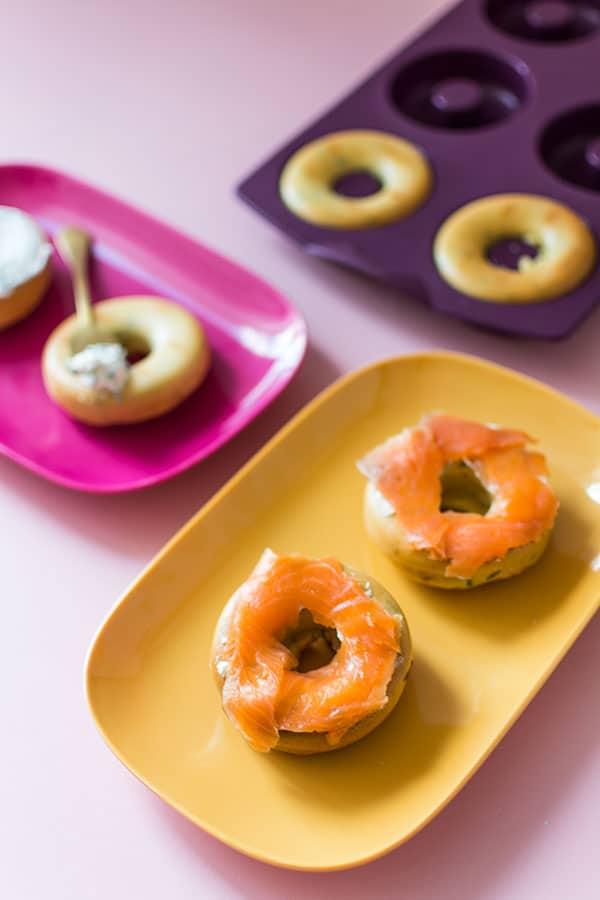 Cake Saumon Ail Et Fines Herbes