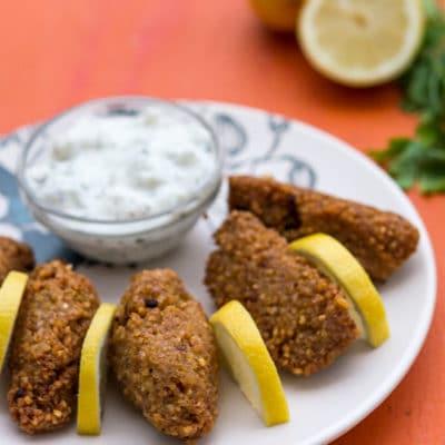 Kebbeh (boulettes de viande orientales)