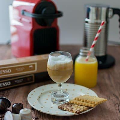 Nespresso Barista Corto et Chiaro, idéal avec l'Aeroccino 4 !