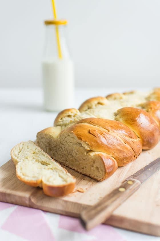Recette de pain au lait stella cuisine recettes - Recette de pain au lait ...
