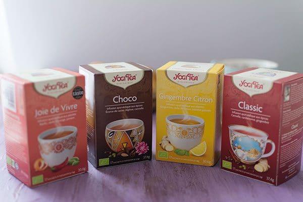 Recette de Pains au lait infusés au Yogi Tea® Choco