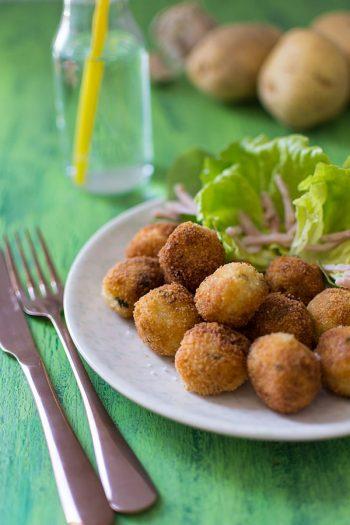 Recette de Pommes noisette facile, ou comment manger des pommes de terre sous toutes leurs formes! Une recette facile et familiale !