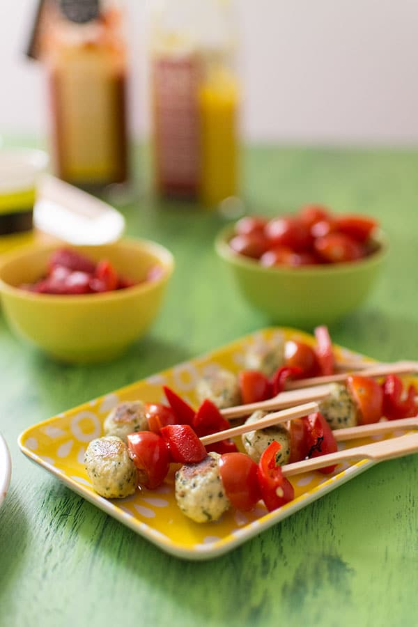 Recette de Camembert rôti et quenelles Giraudet, pour un apéritif idéal pour tous les convives !